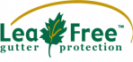 Leaf Free Gutter Protection Logo